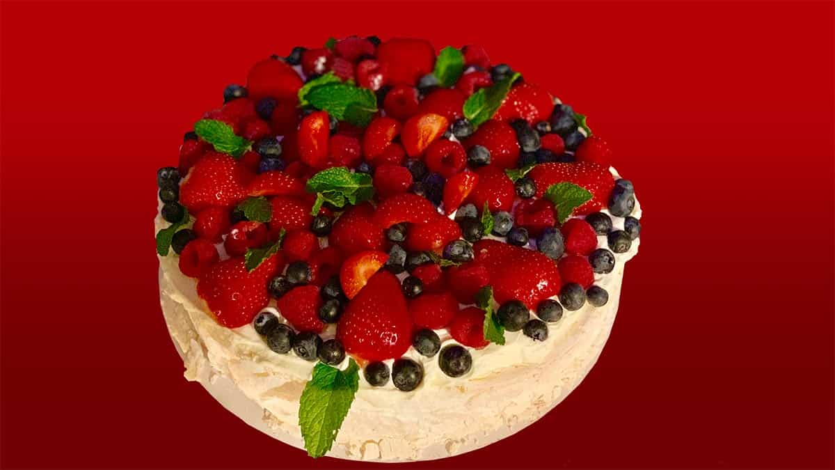 Read more about the article Pavlova